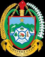 Lambang / logo Propinsi Sumatera Utara