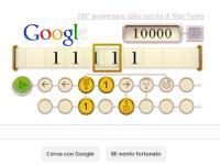 Google Doodle matematico