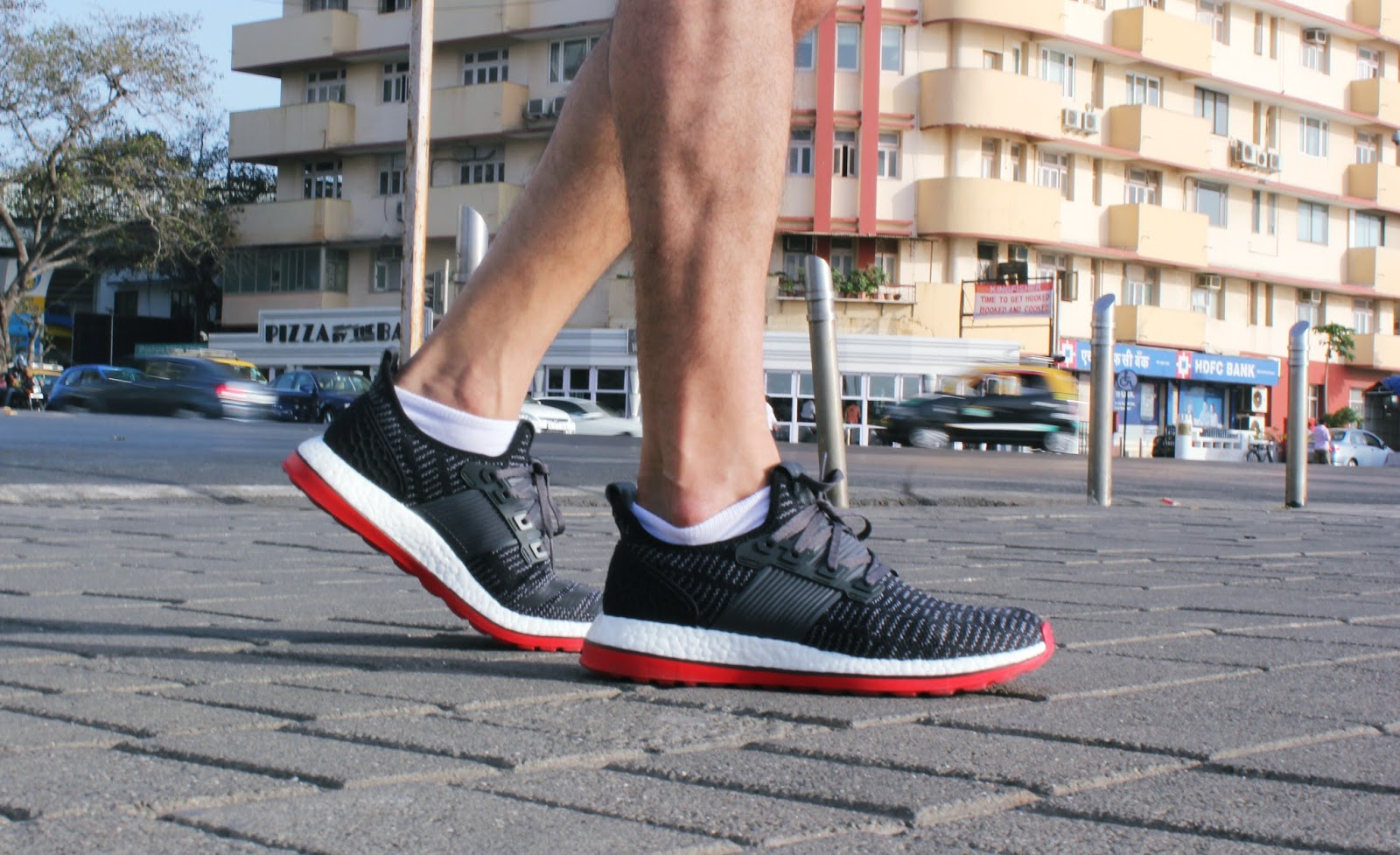 Adidas Pure Boost Zg Prime On Feet