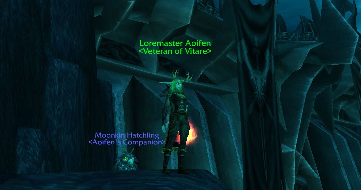 Loremaster Master Of Nature S Fury