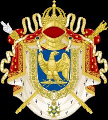 stemma napoleonica