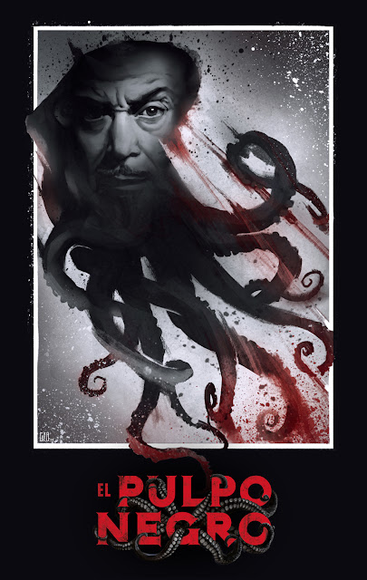 The Black Octopus poster