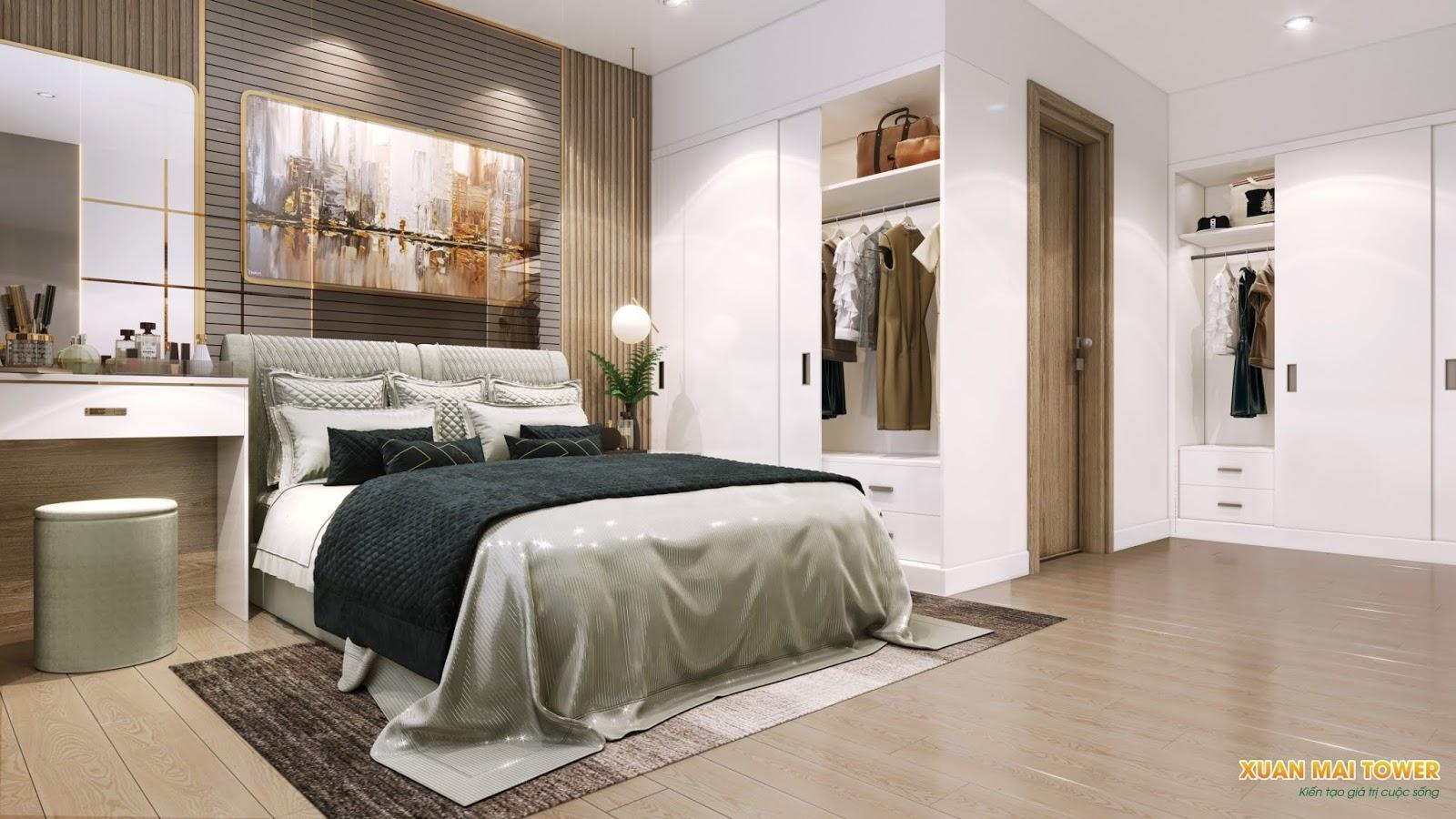 Mẫu thiết kế chung cư mới nhất 2018