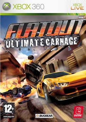 FlatOut: Ultimate Carnage (LT 2.0/3.0) Xbox 360 Torrent