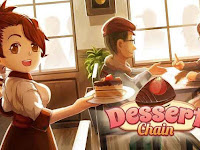 Download Dessert Chain Café Waitress MOD APK Unlimited Money 0.8.27