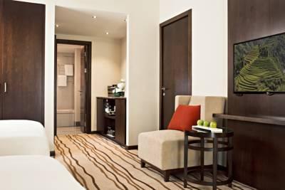 فندق ميديا روتانا البرشاء دبي