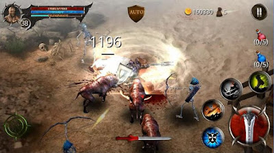 download blood warrior apk+mod