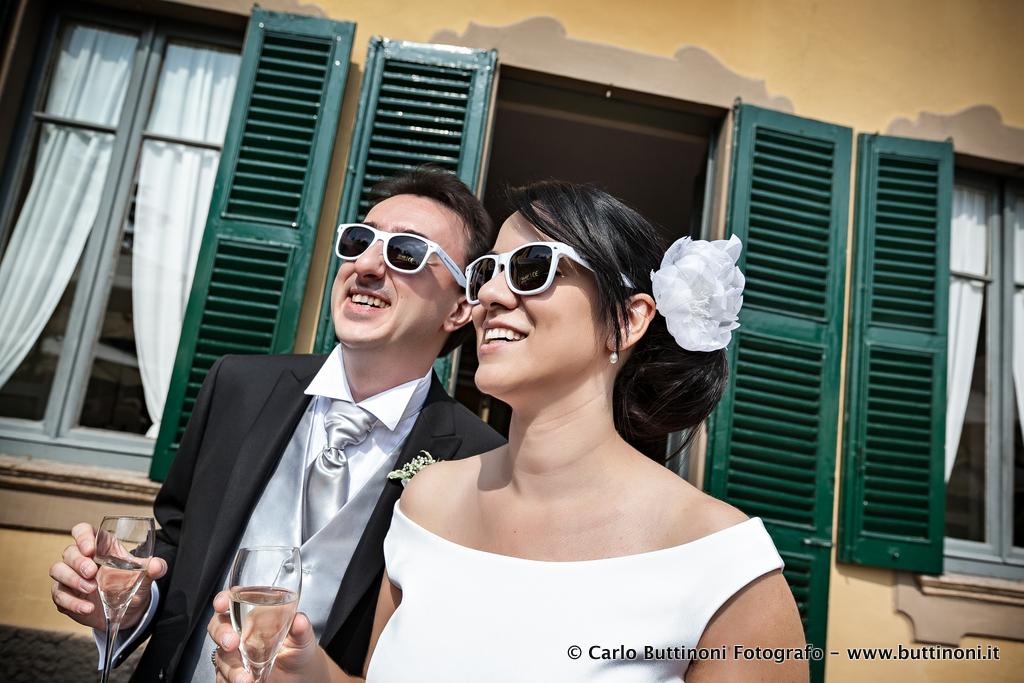 Fotografo Matrimonio Villa Valera Milano