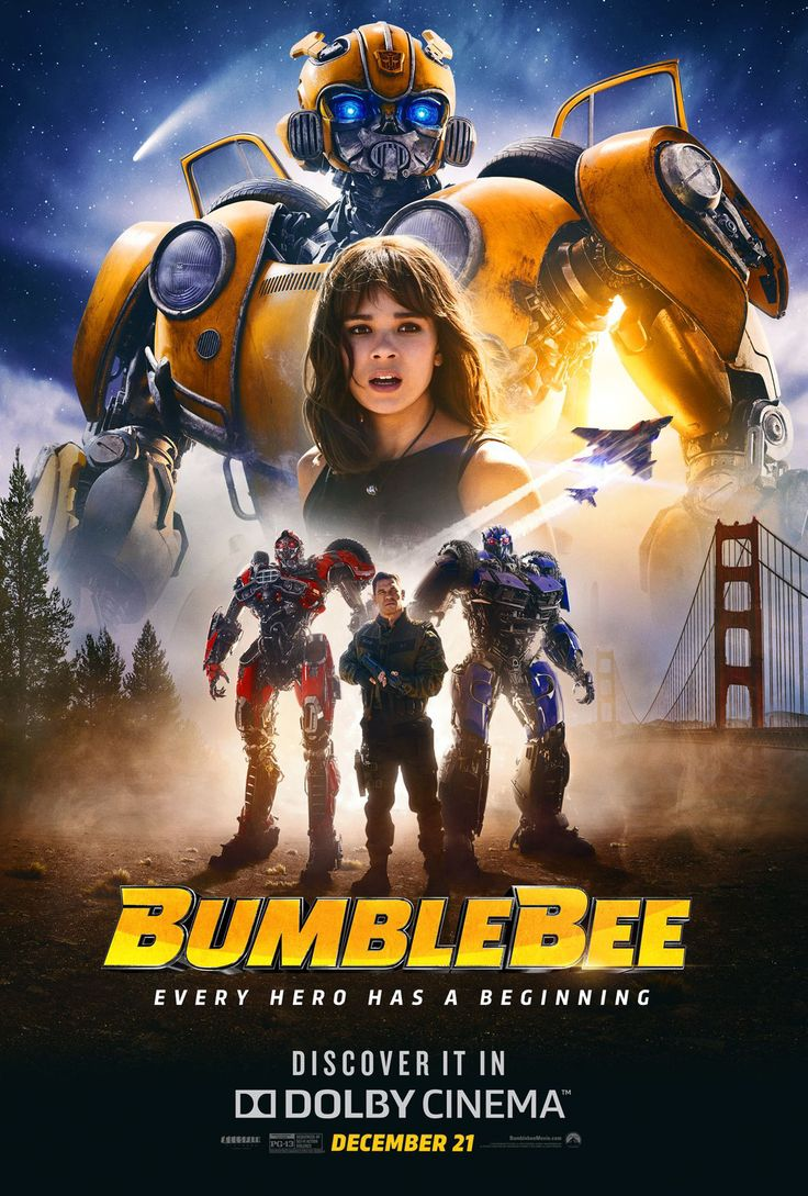 Bumblebee 2018 Dual Audio Hindi Cleaned 720p Hdts Free Download