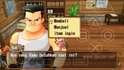 Download Harvest Moon Hero of Leaf Valley Bahasa Indonesia - ISO Game - PSP - PPSSPP - Android - PC komputer