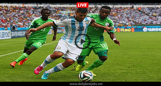 Nigeria Vs Argentina Live Streaming World Cup 2018 Live Scores