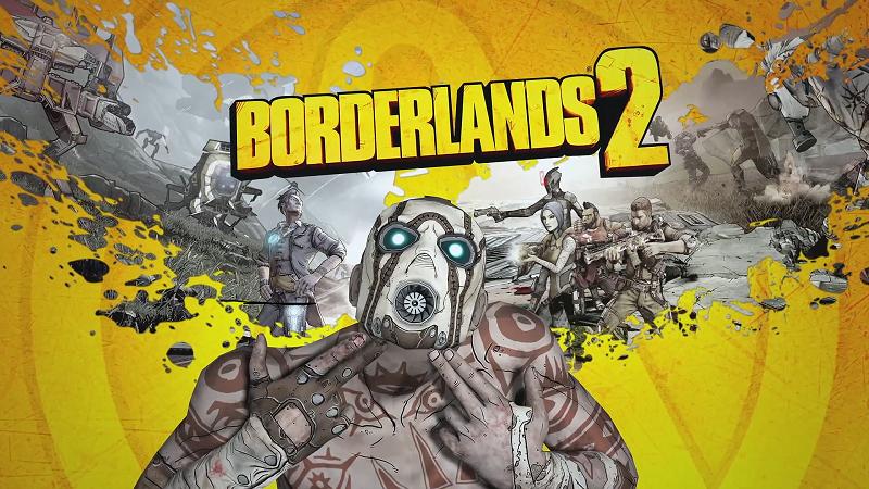 Borderlands 2 RUSSiAN-PLAZA