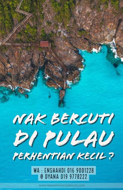 Pakej Murah Long beach Pulau Perhentian Kecil 2018