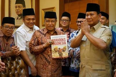 Cawapres Pendamping Prabowo Hanya Yang Diterima NU