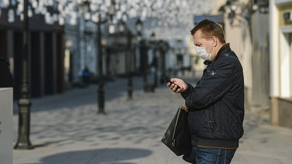 Rusia presenta su plan para relajar las restricciones en tres etapas