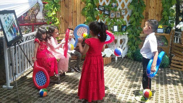 Serunya Anak-Anak di Pitta Resto & Bakery
