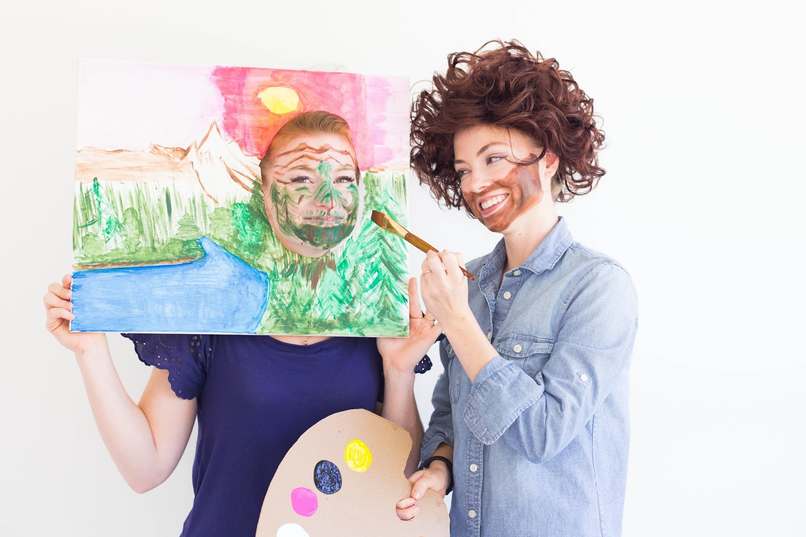 Halloween Costumes For 4 Friends.Do It Yourself Divas Funny Diy Halloween Costumes For Best