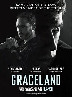 Graceland segunda temporada