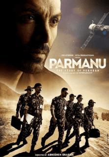 Parmanu: The Story of Pokhran 2018 Full Hindi Movie Download BRRip 720p