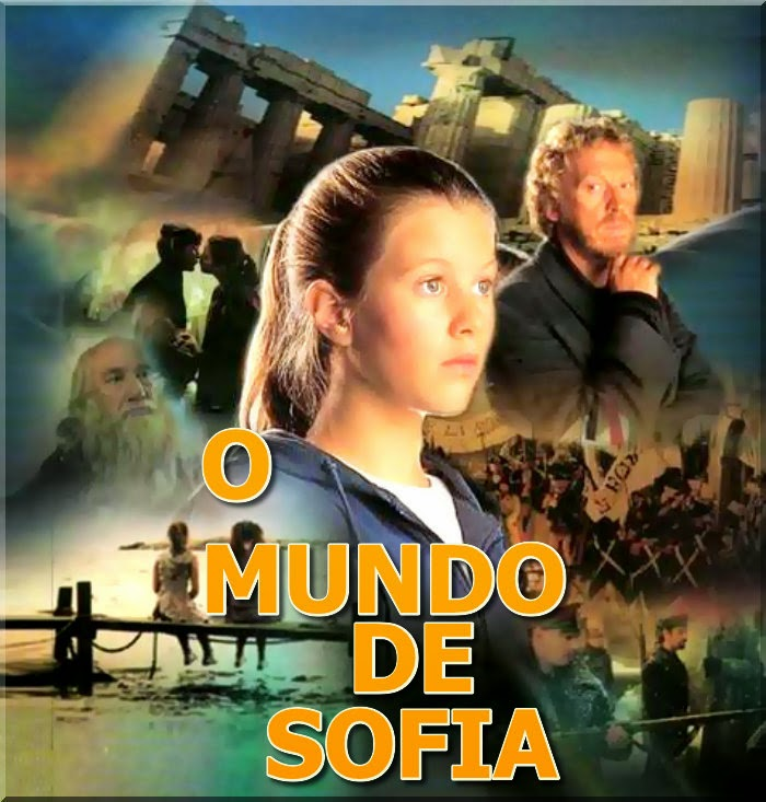FILME - O MUNDO DE SOFIA - Portal Arco Íris-Núcleo de