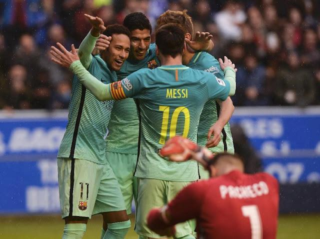 Pertama Kali Masuk Ruang Ganti Barca, Neymar: Rasanya Seperti di Video Game