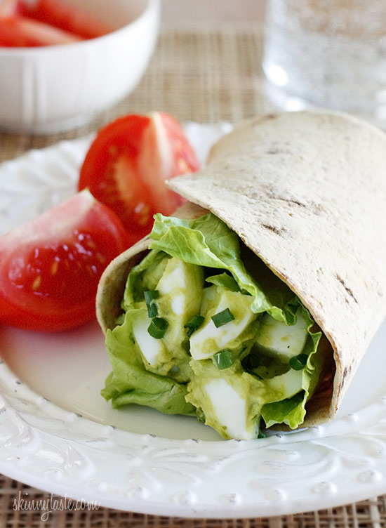 Avocado Egg Salad from Skinny Taste.com