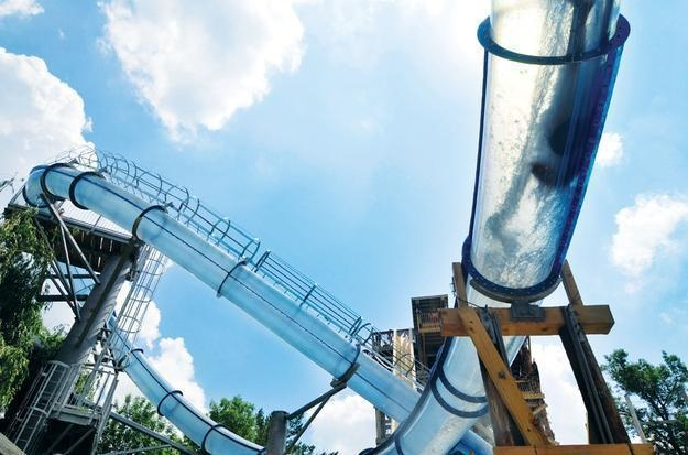 #10. Scorpion's Tail, Wisconsin - The World's 25 Scariest Waterslides… I'm Surprised #6 Is Even Legal.