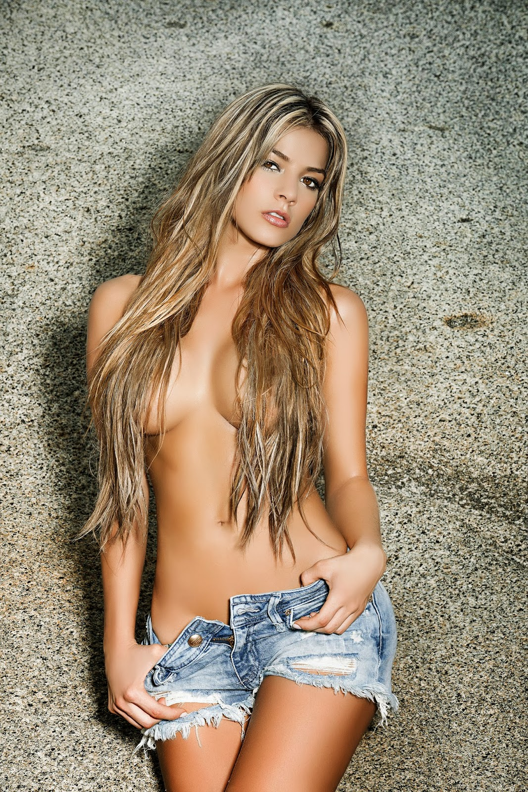 The most sexies naked women