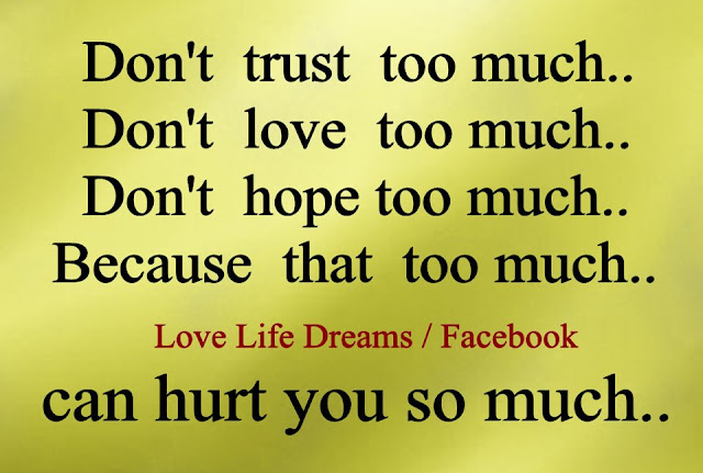 Love Life Dreams If You Re Lucky Enough To Find Someone: Love Life Dreams: Don't Trust Too Much
