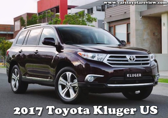 2017 Toyota Kluger USA