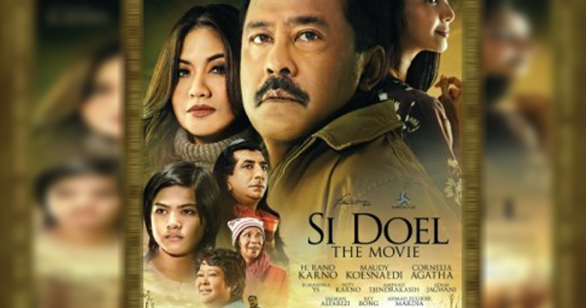 Nonton film si doel the movie streaming