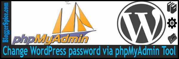 reset wordpress password