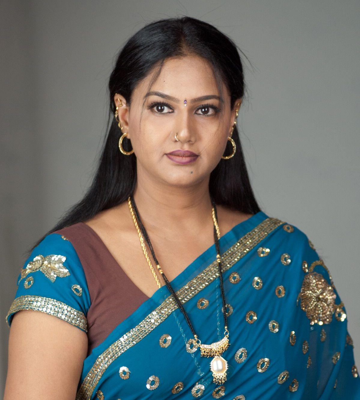 South India Actress Raksha Stunning Saree Stills High