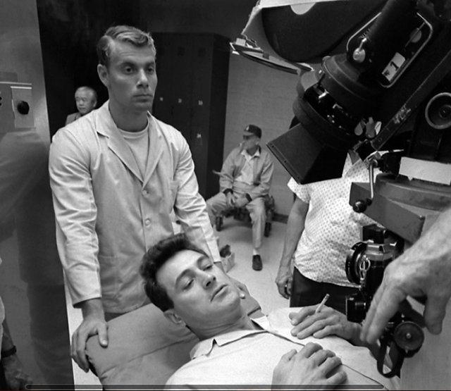 Solid As A Rock Hudson On The Set The Scott Rollins