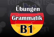 deutsche Grammatik B1 für free