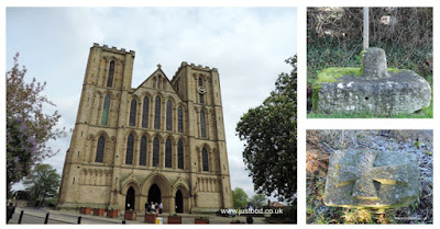 Ripon Cathedral: an Ancient Crypt and a Mile of Sanctuary.