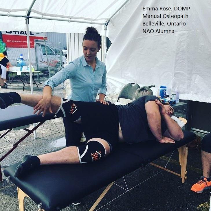 National Academy of Osteopathy (Canada): Meet NAO Graduate: Emma