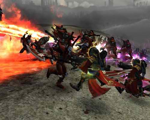 Warhammer 40K Dawn of War Soulstorm PC Game Download