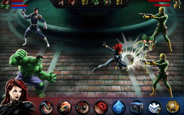 Download Marvel Avengers Alliance 2 V1 1 1 Mod Apk