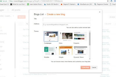 Top 4 Free Blogging Platforms