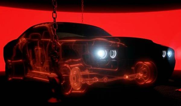 2018 Dodge Challenger SRT Demon Specs