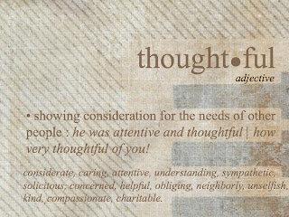 Image result for thoughtfulness day