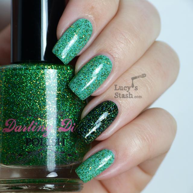 Lucy's Stash - Darling Diva Leprechaun's Gold