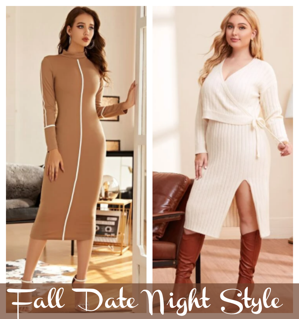 Fall Date Night Style to keep you warm, stylish and spark romance.