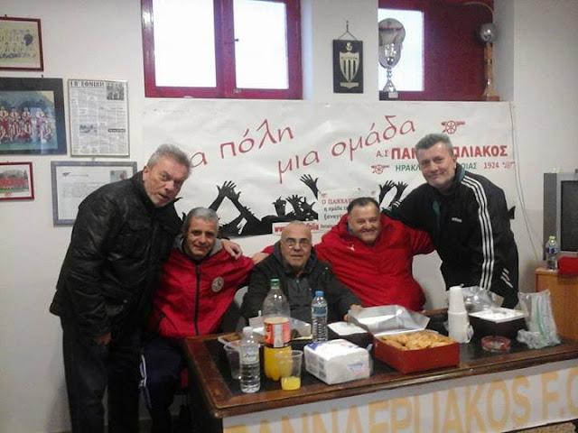 Σε εορταστικό κλίμα το φιλικό του Πανναυπλιακού με τον Α.Ο. Τεγέας