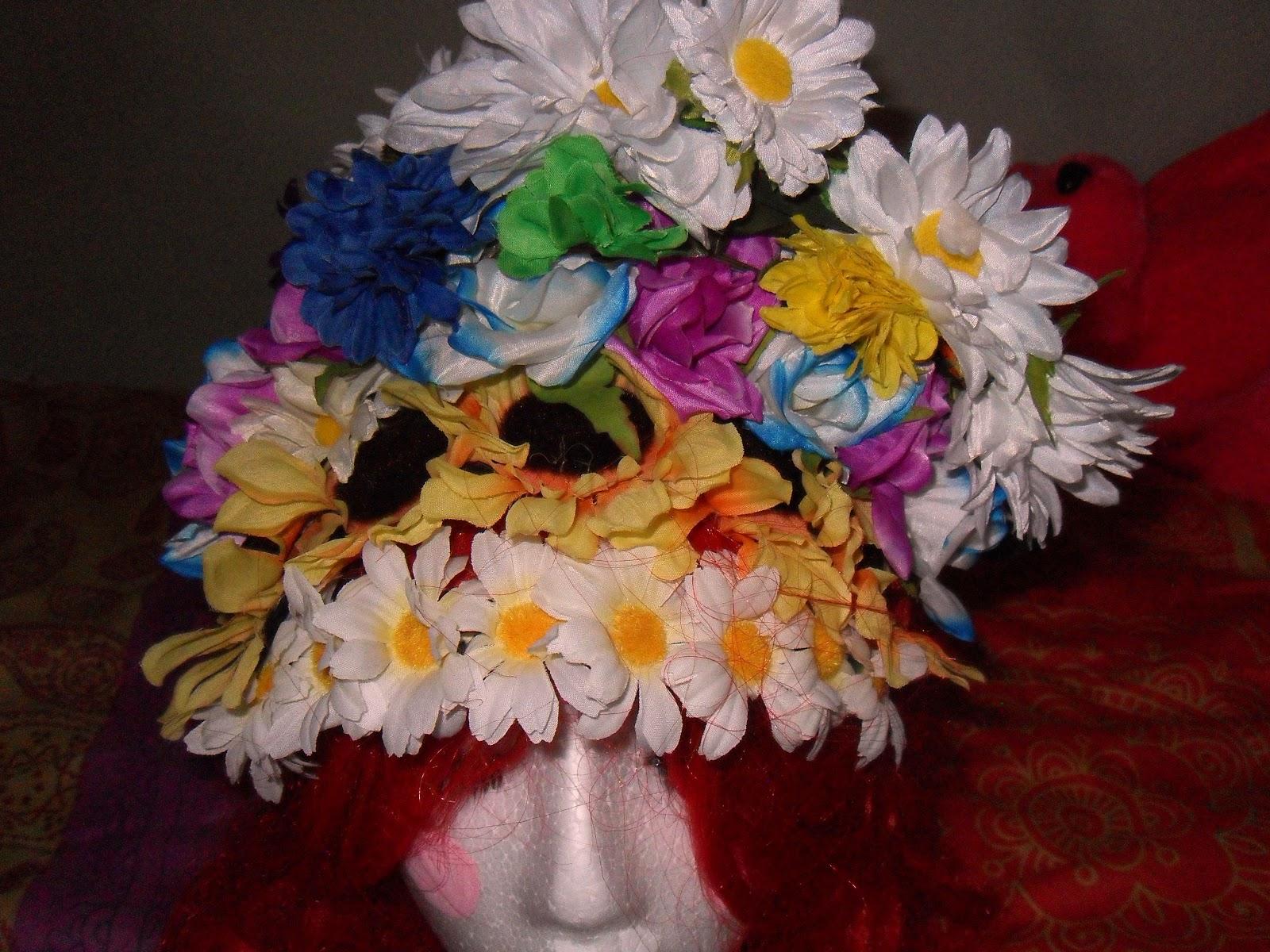 Retro Weetzie Flower Crowns