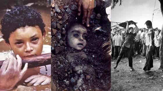 Inilah 10 Gambar Yang Pernah Menggemparkan Dunia