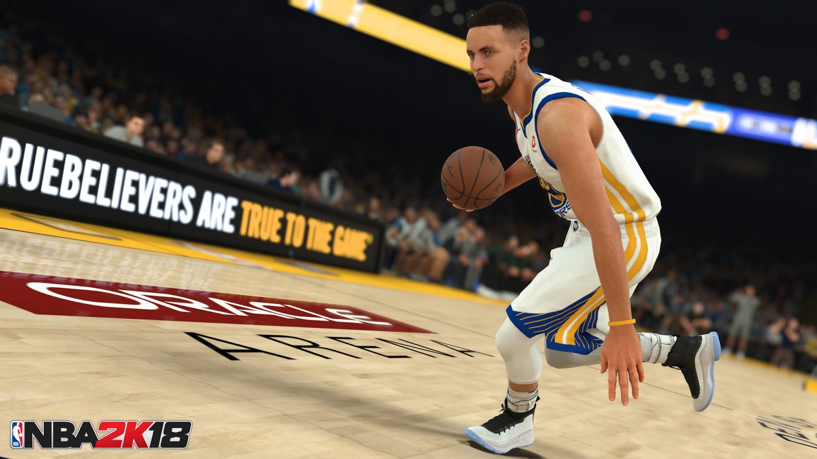To Celebrate The Launch Of Stephen Currys Latest Signature Shoes Under Armour Partnered With 2K Sports Give Players A Special Set In Game Items