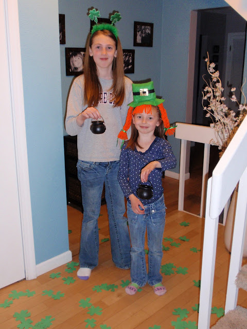 kids, activities, holiday, St. Paddy's Day, tradition