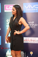 Actress Shraddha Srinath Stills in Black Short Dress at SIIMA Short Film Awards 2017 .COM 0031.JPG